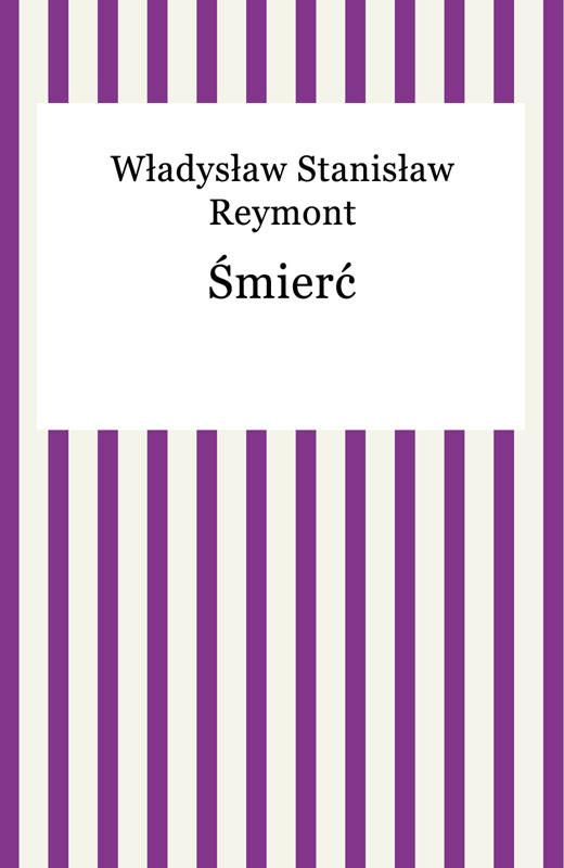 okładka Śmierć, Ebook | Władysław Reymont