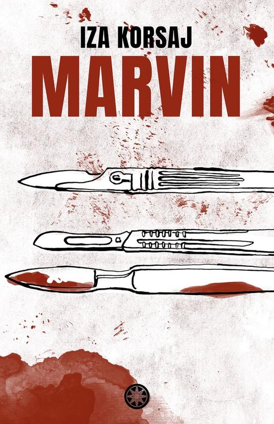 okładka Marvinebook | epub, mobi | Iza  Korsaj