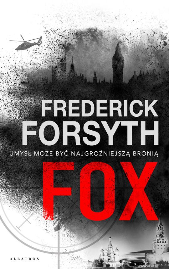 okładka FOXebook   epub, mobi   Frederick Forsyth