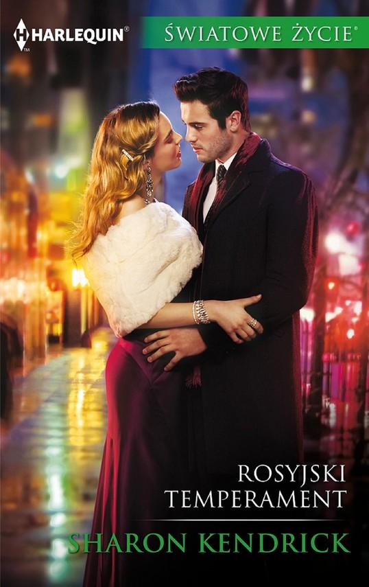 okładka Rosyjski temperament, Ebook | Sharon Kendrick
