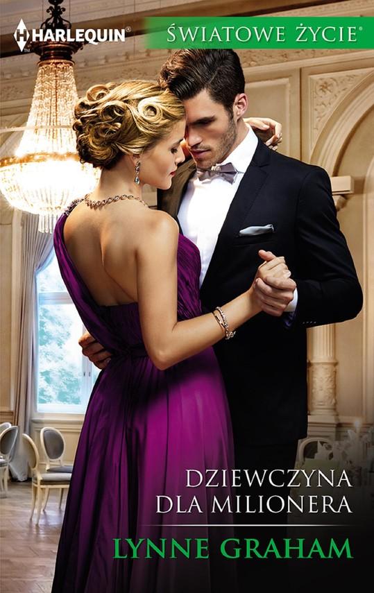 okładka Dziewczyna dla milionera, Ebook | Lynne Graham
