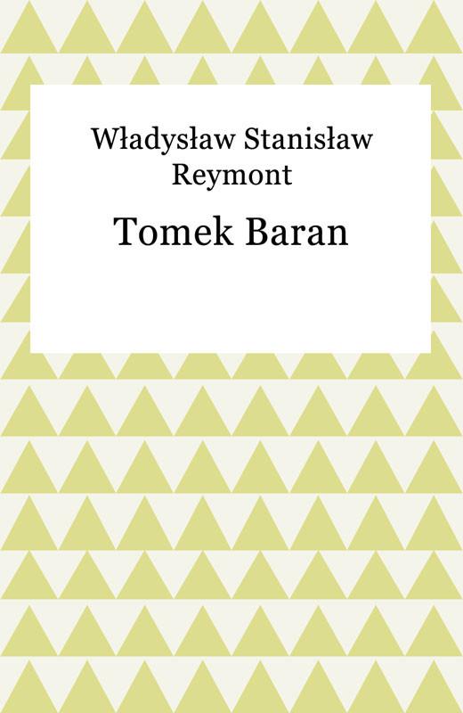 okładka Tomek Baranebook   epub, mobi   Władysław Reymont