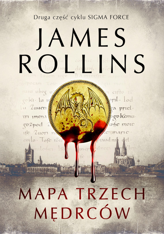 okładka Mapa trzech mędrców, Ebook   James Rollins