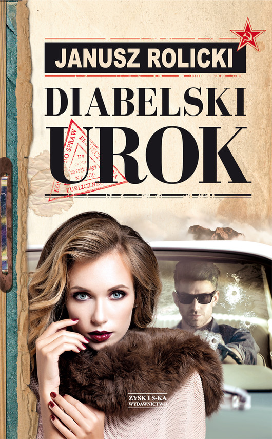 okładka Diabelski urok, Ebook | Janusz  Rolicki