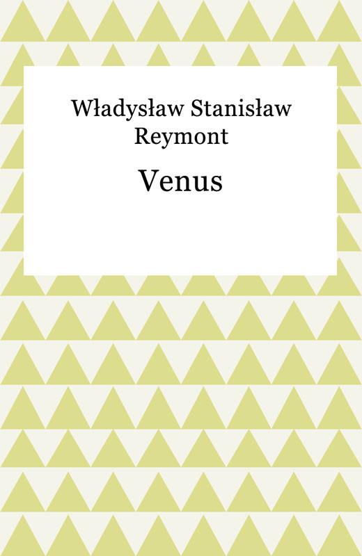 okładka Venus, Ebook | Władysław Reymont