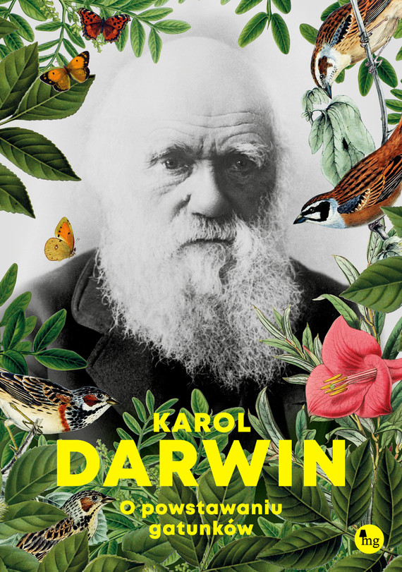 okładka O powstawaniu gatunków, Ebook   Darwin Karol