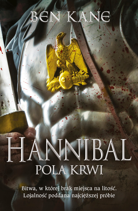 okładka Hannibalebook | epub, mobi | Ben Kane