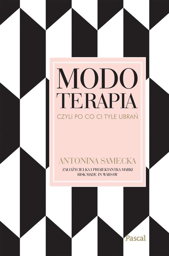 okładka Modoterapia, Ebook | Antonina Samecka