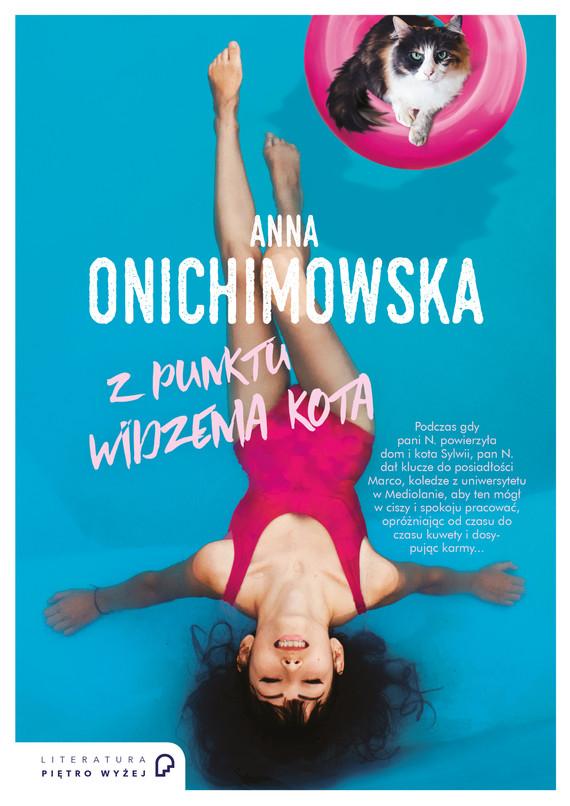 okładka Z punktu widzenia kota, Ebook   Anna Onichimowska