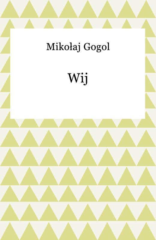 okładka Wijebook | epub, mobi | Mikołaj Gogol