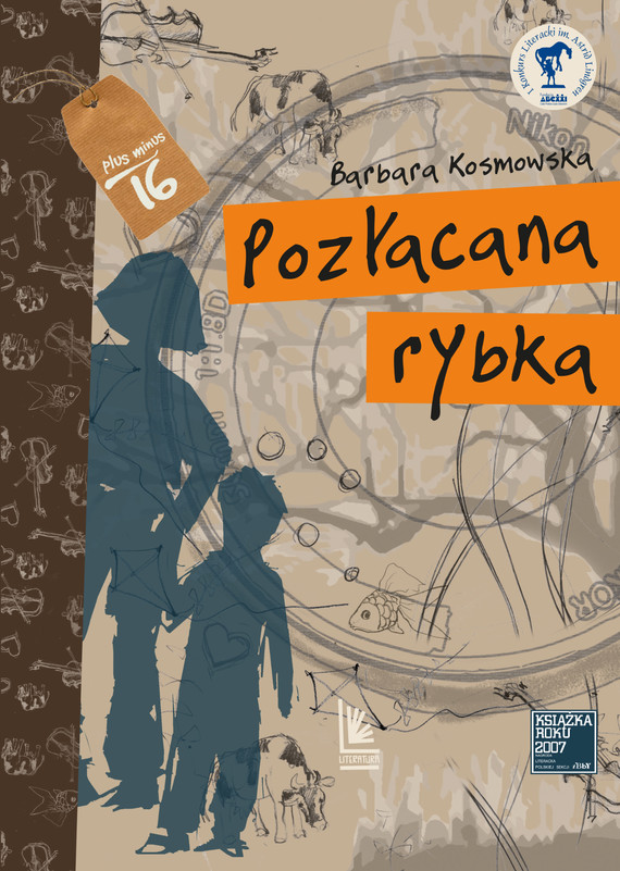okładka Pozłacana Rybka, Ebook | Barbara Kosmowska