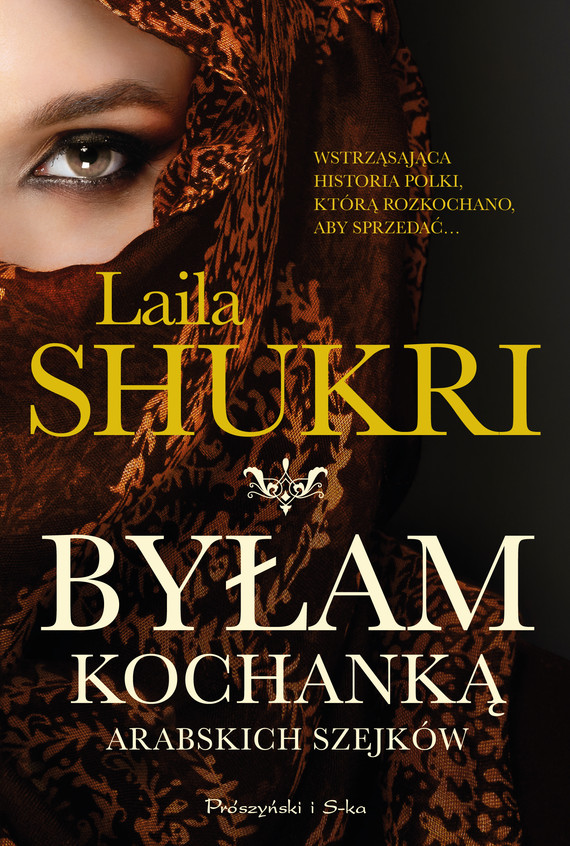 okładka Byłam kochanką arabskich szejków, Ebook | Laila Shukri