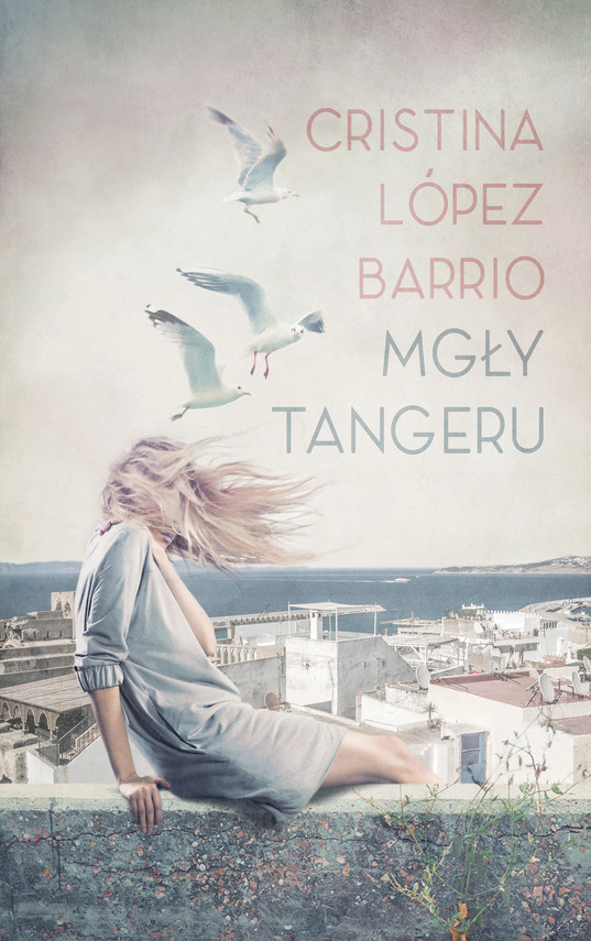 okładka Mgły Tangeruebook | epub, mobi | Cristina Lópe Barrio