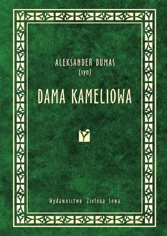 okładka Dama Kameliowaebook   epub, mobi   Aleksander Dumas (syn)