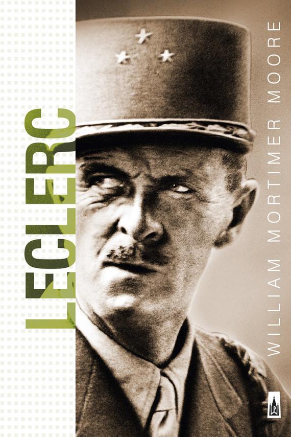 okładka Leclerc, Ebook   William Mortimer  Moore