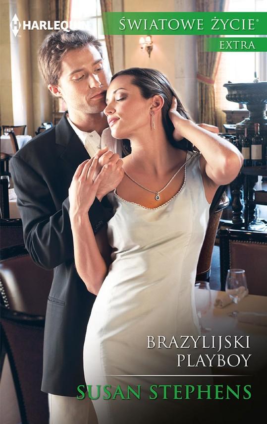okładka Brazylijski playboyebook | epub, mobi | Susan Stephens
