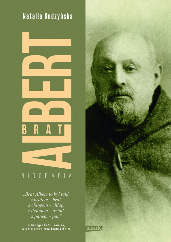 okładka Brat Albertebook | epub, mobi | Natalia Budzyńska