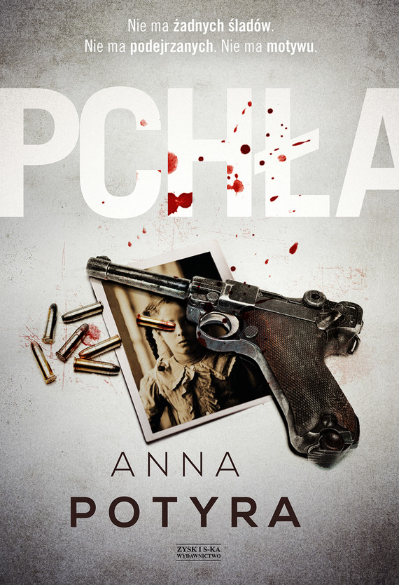 okładka Pchłaebook | epub, mobi | Anna Potyra