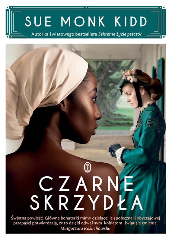 okładka Czarne skrzydła, Ebook | Sue Monk Kidd