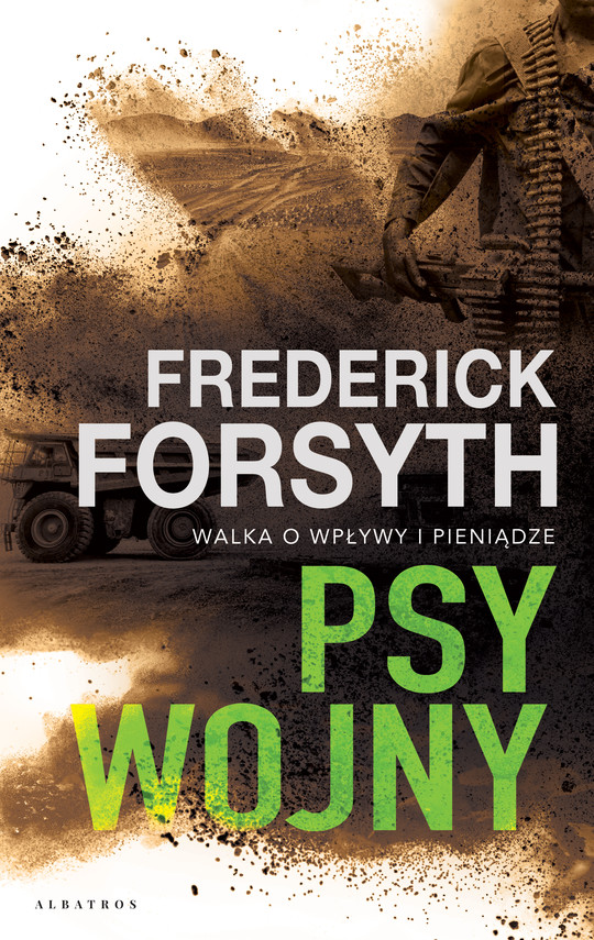 okładka PSY WOJNYebook | epub, mobi | Frederick Forsyth