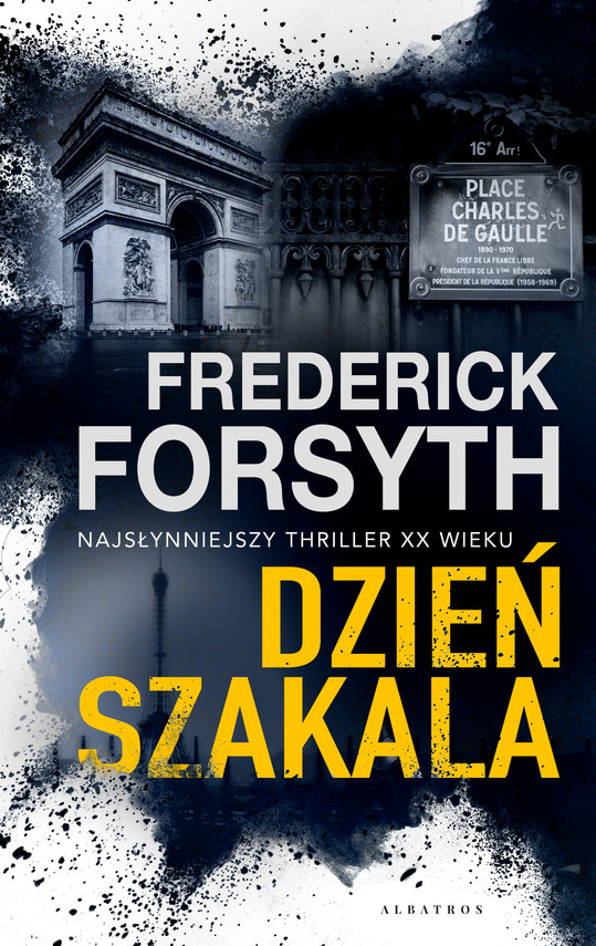okładka DZIEŃ SZAKALAebook | epub, mobi | Frederick Forsyth