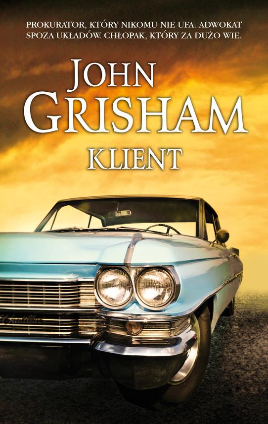 okładka Klient, Ebook | John  Grisham