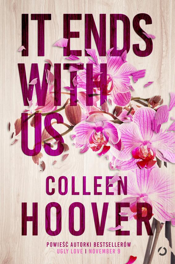 okładka It Ends with Usebook | epub, mobi | Colleen Hoover