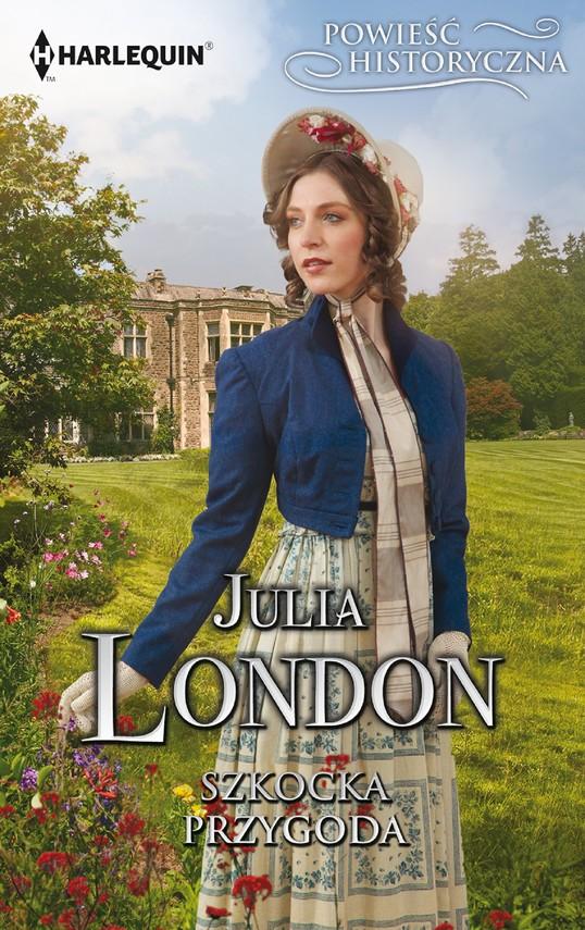 okładka Szkocka przygodaebook | epub, mobi | Julia London