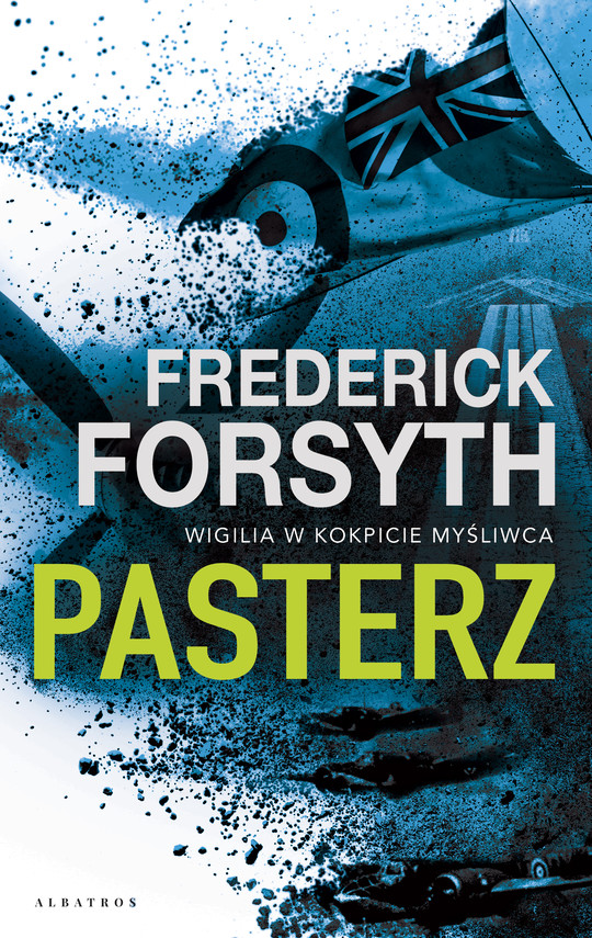 okładka Pasterzebook   epub, mobi   Frederick Forsyth