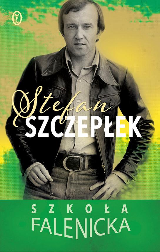 okładka Szkoła falenickaebook | epub, mobi | Stefan Szczepłek
