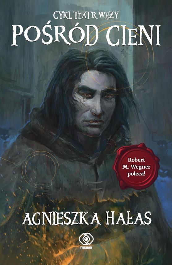 okładka Teatr węży (#2). Pośród cieniebook | epub, mobi | Agnieszka Hałas