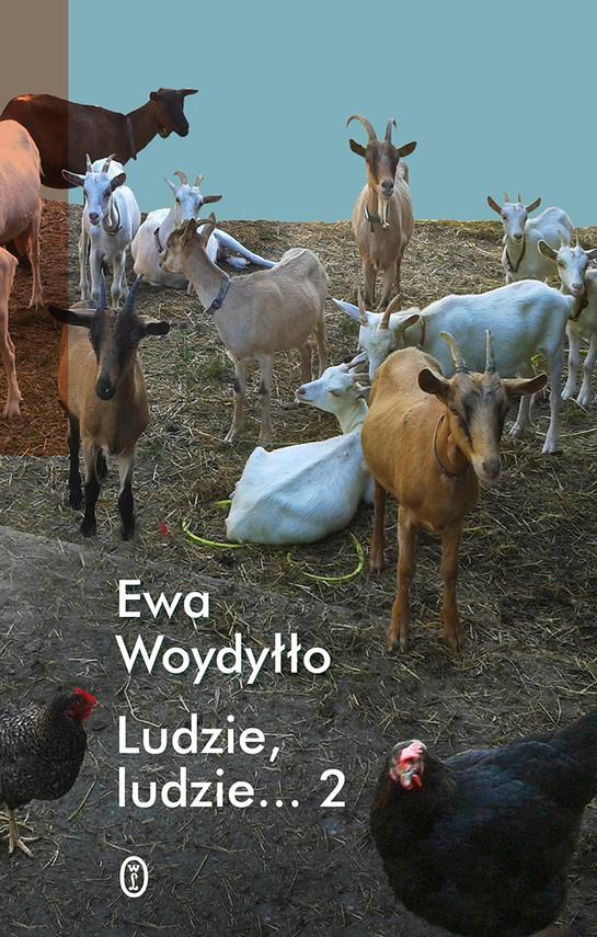 okładka Ludzie, ludzie... 2, Ebook   Ewa Woydyłło
