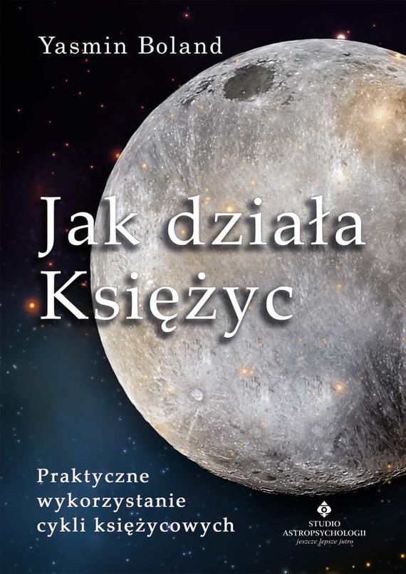 okładka Jak działa księżyc - PDFebook | pdf | Yasmin Boland