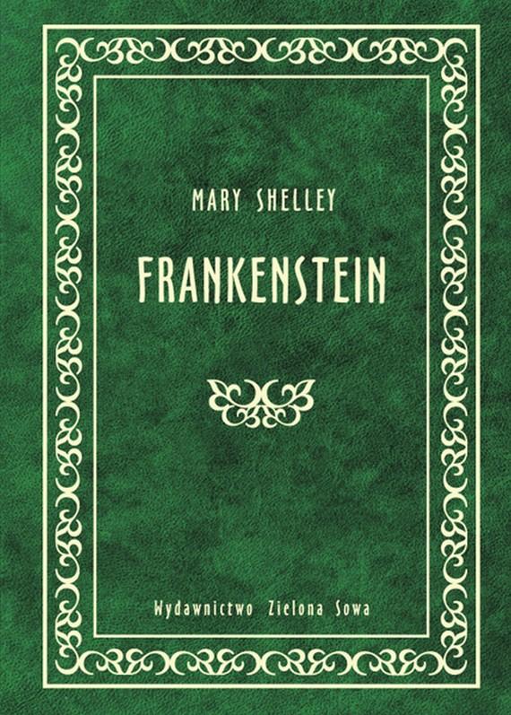 okładka Frankensteinebook | epub, mobi | Mary Shelly