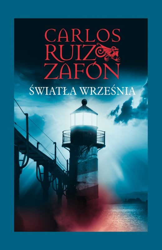 okładka Światła wrześniaebook | epub, mobi | Carlos Ruiz Zafón