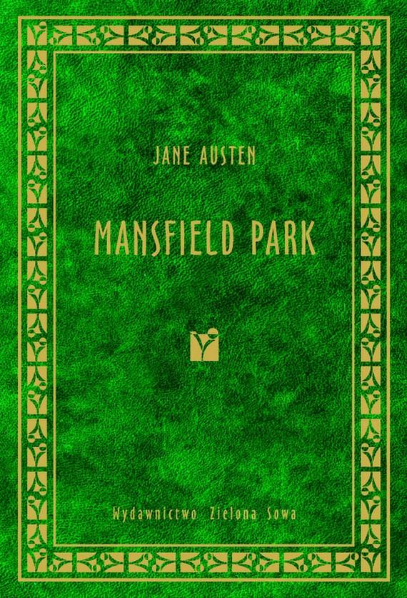 okładka Mansfield Parkebook | epub, mobi | Jane Austen