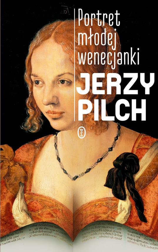 okładka Portret modej wenecjanki, Ebook | Jerzy Pilch