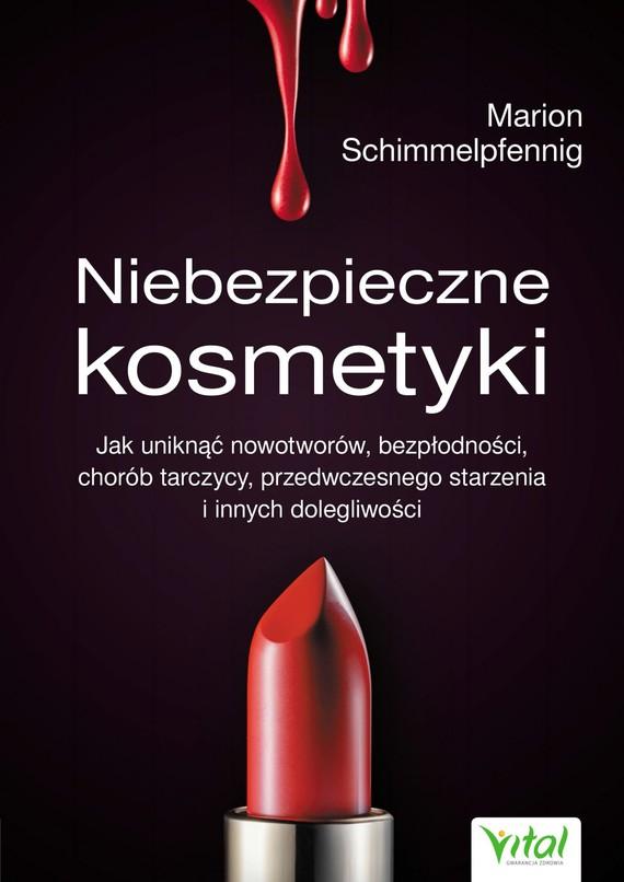 okładka Niebezpieczne kosmetykiebook   epub, mobi   Marion  Schimmelpfennig