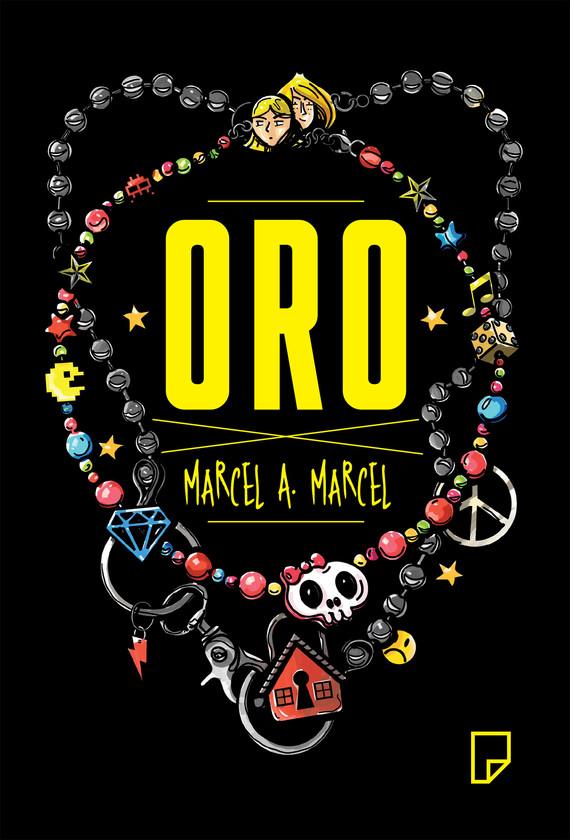 okładka Oro, Ebook | Marcel A. Marcel
