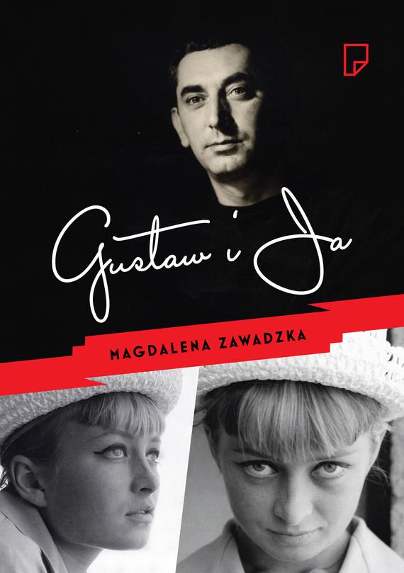 okładka Gustaw i jaebook | epub, mobi | Magdalena Zawadzka