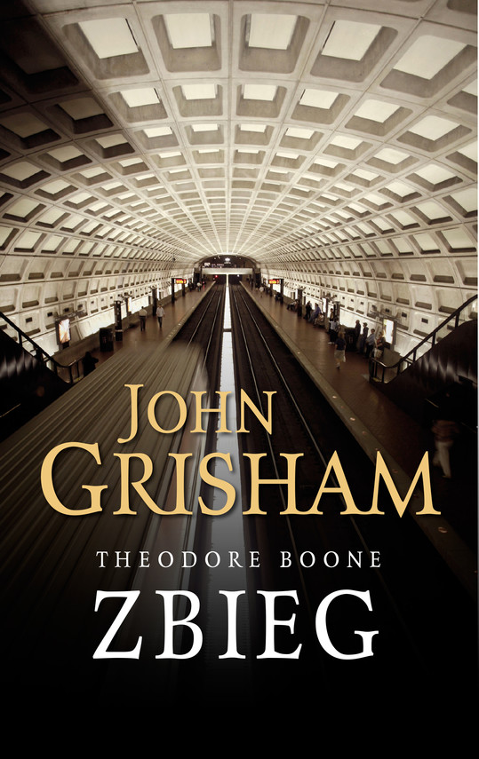okładka Theodore Boone. Zbieg, Ebook | John  Grisham