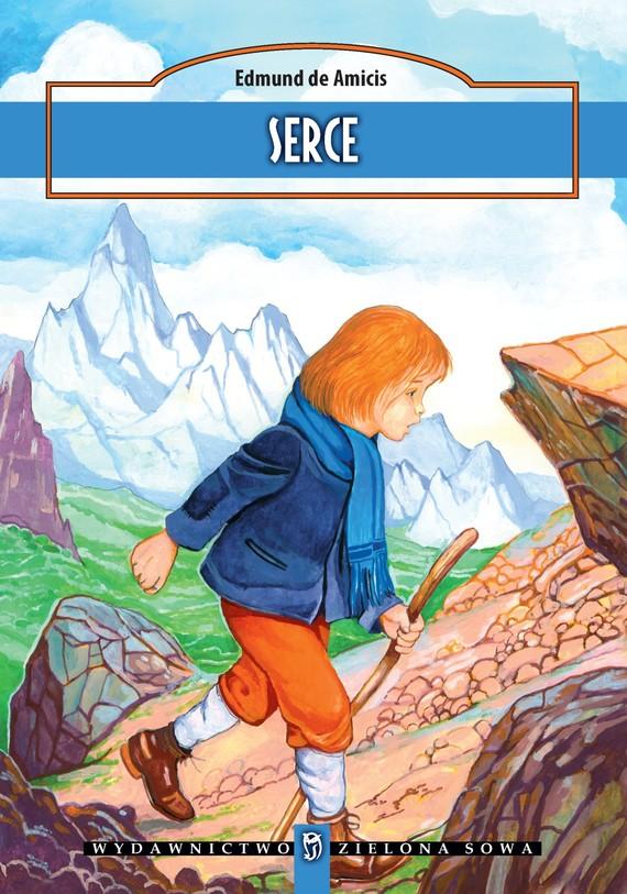 okładka Serceebook | epub, mobi | Edmund de Amicis