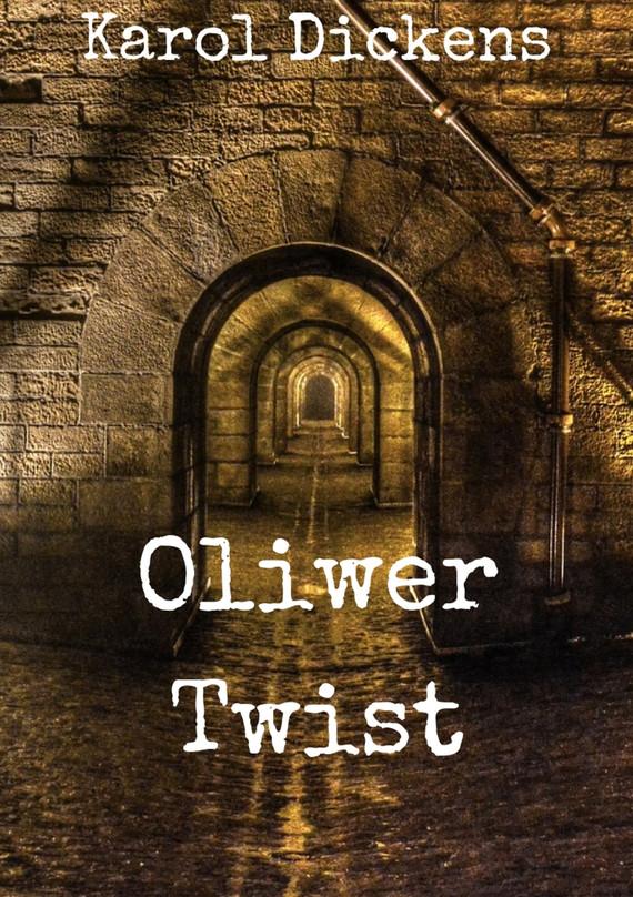 okładka Oliwer Twistebook | epub, mobi | Karol  Dickens