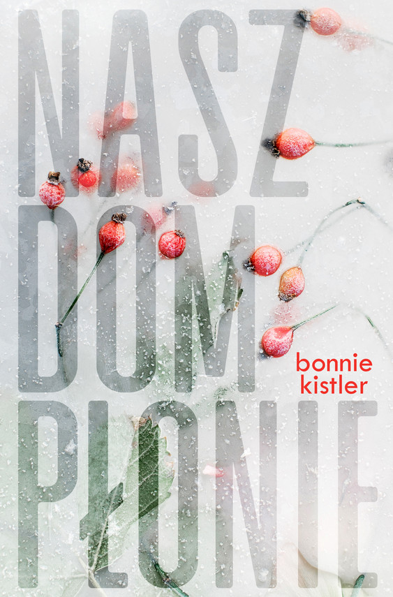 okładka Nasz dom płonieebook   epub, mobi   Bonnie  Kistler