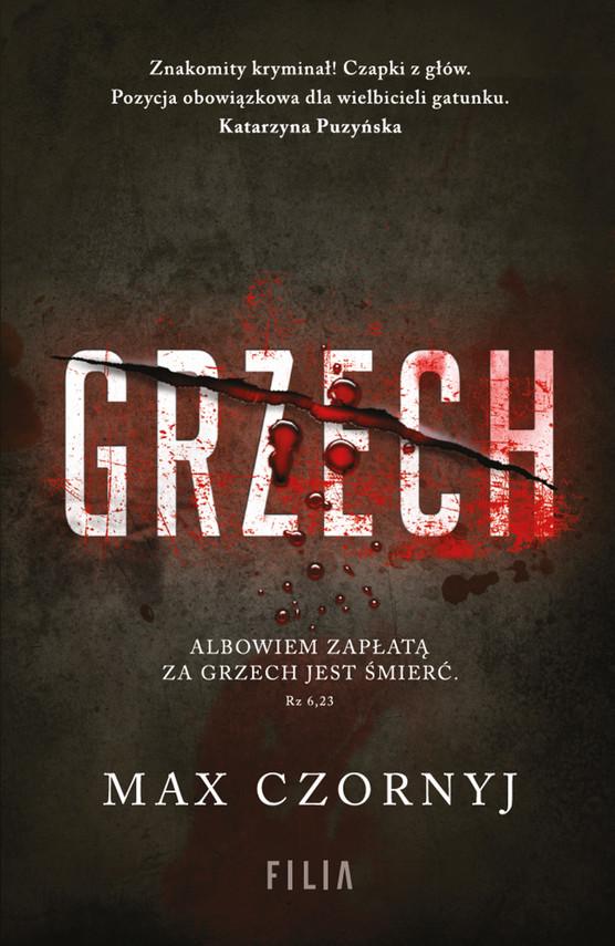 okładka Grzechebook | epub, mobi | Max Czornyj