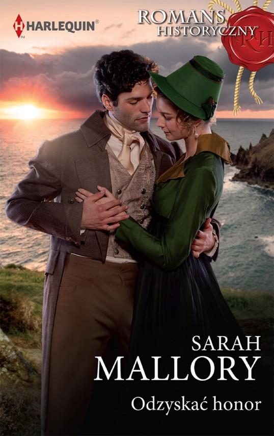 okładka Odzyskać honorebook | epub, mobi | Sarah Mallory