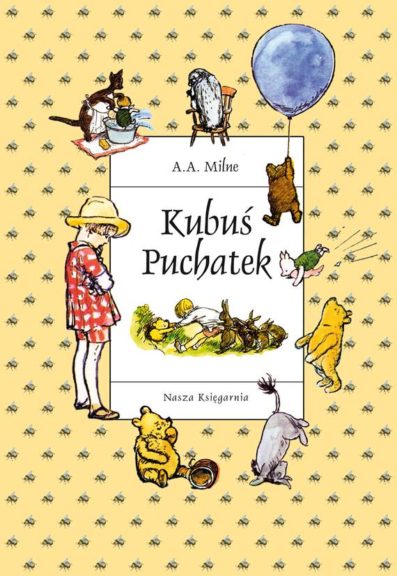 okładka Kubuś Puchatekebook | epub, mobi | A. A. Milne
