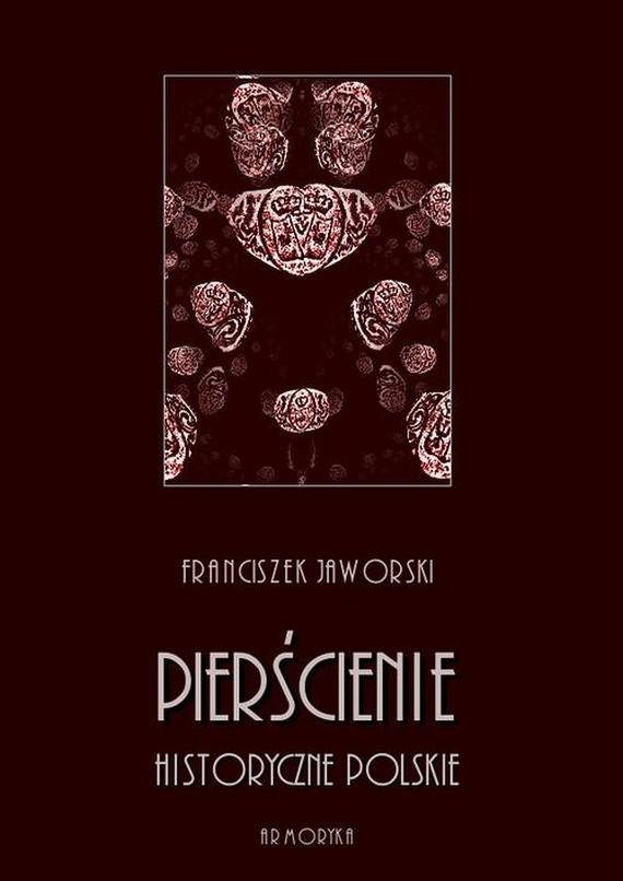okładka Pierścienie historyczne polskieebook | pdf | Franciszek  Jaworski