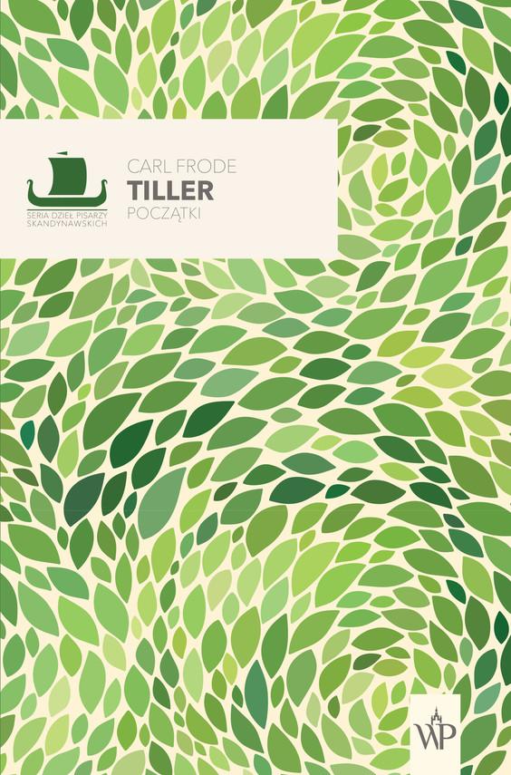 okładka Początkiebook | epub, mobi | Carl Frode Tiller