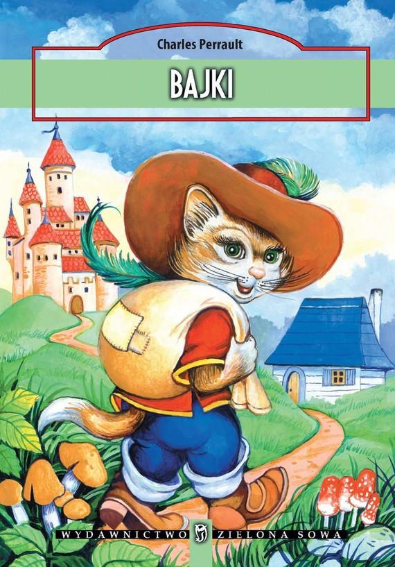 okładka Bajkiebook | epub, mobi | Charles Perrault
